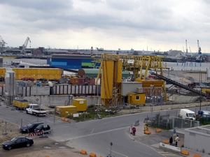 U4 Baustelle Hamburg Hafencity