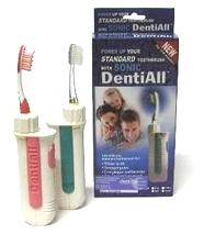 Macht fast jede Zahnbürste zur Schall-Zahnbürste