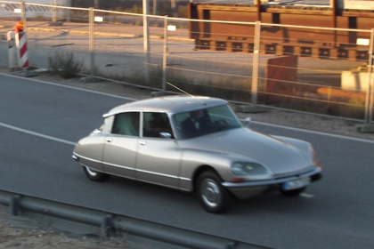 citroen ds in hamburg