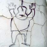 marker an wand street art
