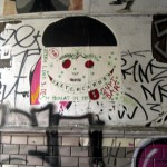 streetart paste up schanzenvierten hamburg