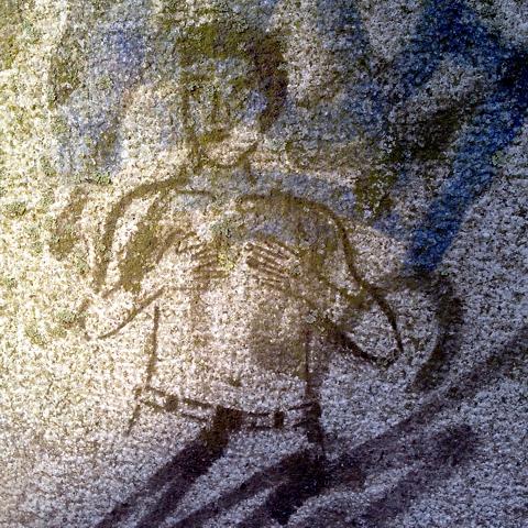Zeichnung Street Art