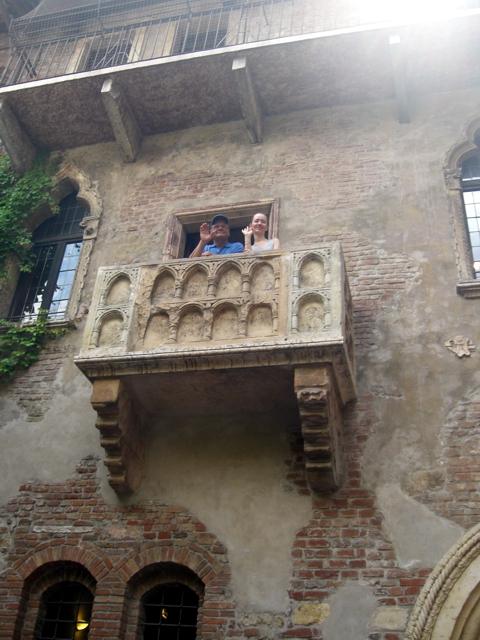 balkon Julia