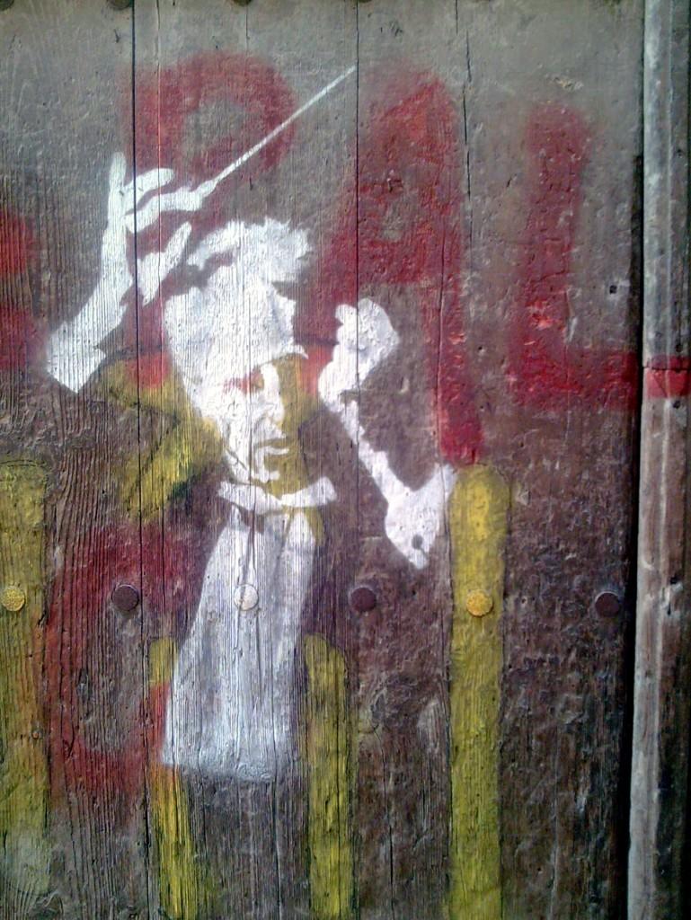 Stencil Dirigent
