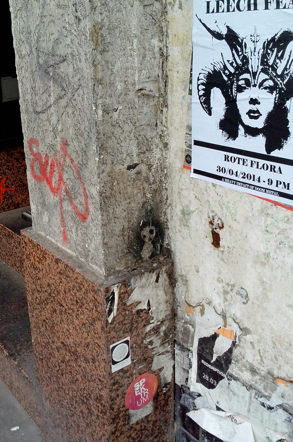 stencil schulterbaltt Hamburg