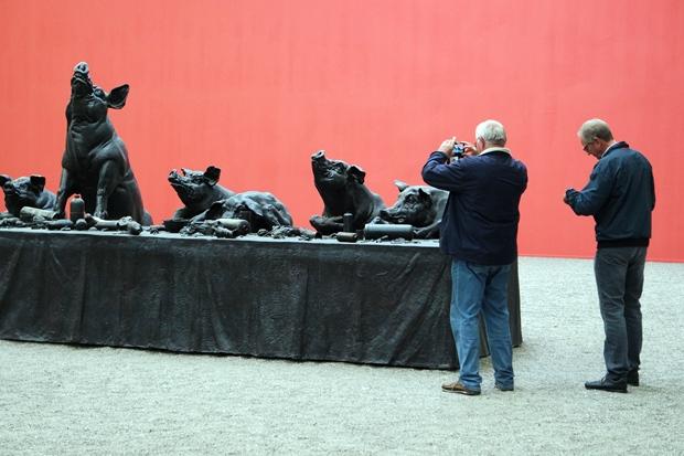 carlshuette kunstausstellung