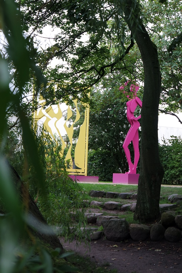 skulpturenpark Nordart Carlshütte in Büdelsdorf