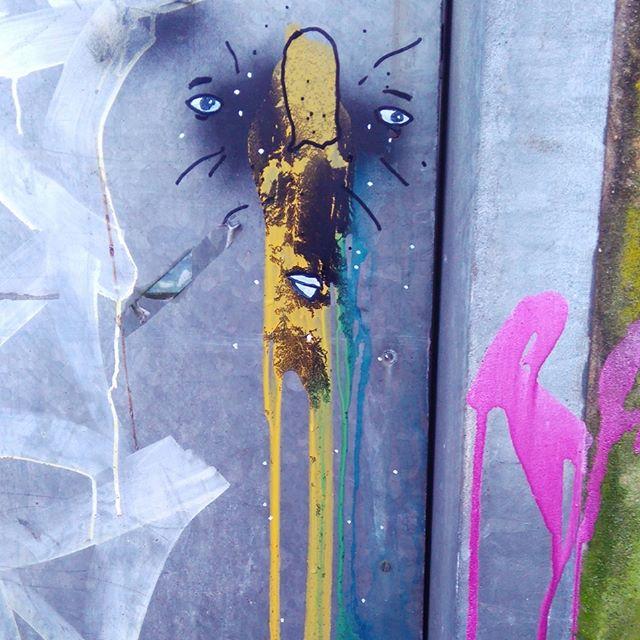 Altona, neben der großen Bergstraße.#streetartaltona #Altona #urbanart #streetarthamburg #streetart #portrait